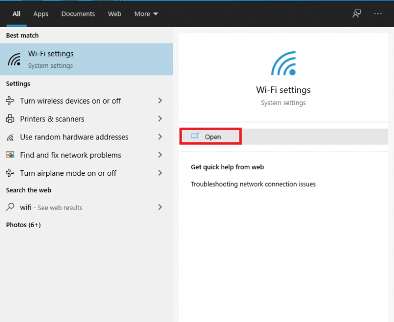 How-to-find-wifi-password-in-windows-10
